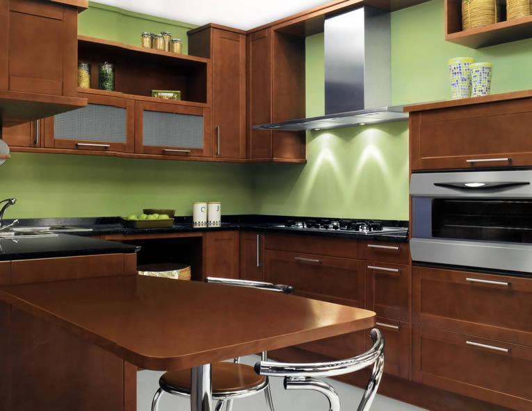 cozinhas de madeira fotos